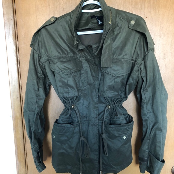 H&M military style jacket